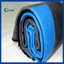 Serviette de gymnastique design imprimée en microfibre (QHSD00921)