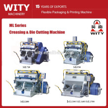 ML Series paper die cutting machine