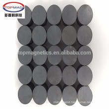 14 years experience! Strongest Round Ceramic Ferrite Magnets Y35 Motors Ceramic Disk Magnets