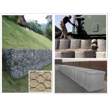 PVC Coated Galvanized Gabion Box Manufacturer