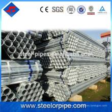 Productos más vendidos 2016 invernadero tubo de acero galvanizado