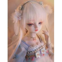 Boneca BJD Moon Fairy Yue Girl de 42,5 cm