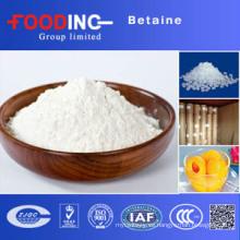 Productos farmacéuticos animales Betaína anhidra y HCl