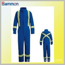 Sm5035 Industrial Reflective Work Garment