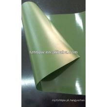 PVC revestido tarpaulin rolo
