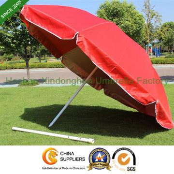 Guarda-chuva de sol ao ar livre 2,5 m para publicidade (BU-0060W)