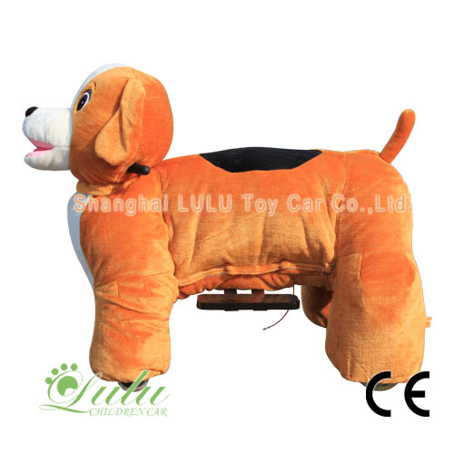 Ride Walking Animal dog