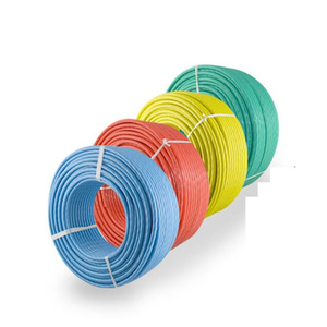 Copper  PVC Coated Shielded Electrical Wires