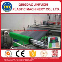 Maquinaria para pisos de plástico