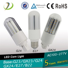 G23 GX23 Base 6w-12w Led Corn Light