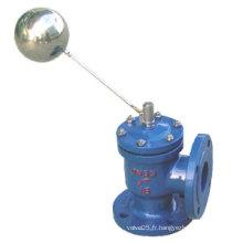 Vanne de contrôle de niveau hydraulique (H142X)