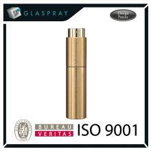 LUNA CNC Aleación de aluminio 20ml Twist up recambiable Parfum Travel Spray