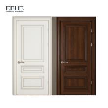 деревянные двери защита края деревянные двери для отеля