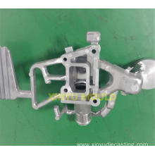 Automobile AC outlet casting