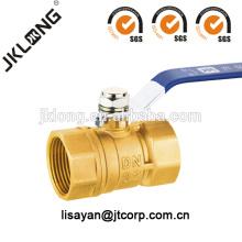J2033 forged brass ball valve full port
