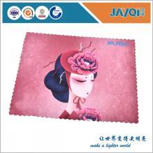 Digital Printed Free Microfiber Cloth in Stock