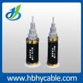 Cable trenzado de aluminio de alta calidad, cable de alimentación eléctrica