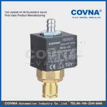 Small Home Appliance Direct Acting 3 Way 24V DC Miniature Coffee Solenoid Valve