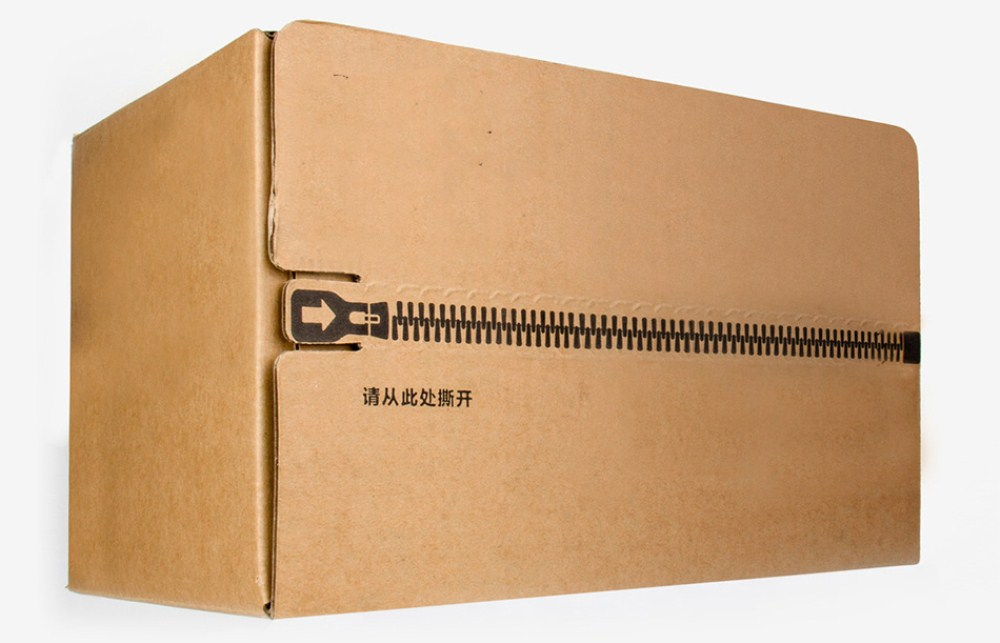 Zipper Carton Box for sale