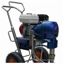 Máquina de pulverización de motores de gasolina de gran caudal