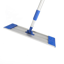 Easy Deep Cleaning Any Floor Surface Squeeze Microfiber Flat Mop with folding style mop