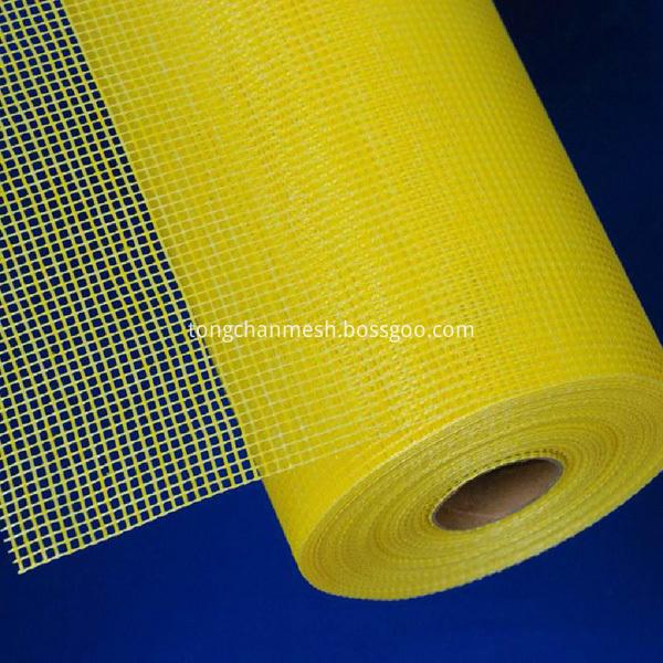 glassfiber square  mesh