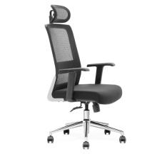 chaise de directeur de retour de meubles de bureau pour le directeur
