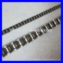 Corrente de rolos de aço inoxidável industrial