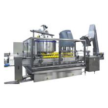 Pet Bottle Filling Machine Carbonated Drink Filling Plant Labeling Machine