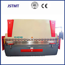 Máquina de dobra do CNC da caixa da folha de alumínio (ZYB-100T 4000 DA52)