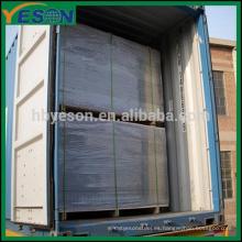 Galvanizado y revestido de pvc hoja de malla de alambre de soldadura (de Anping, China)