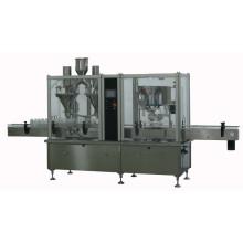 GSF30-2 Gourmet automático de llenado de polvo y capsuladora