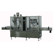 GSF30-2 Automatic Gourmet Powder Filling & Capping Machine