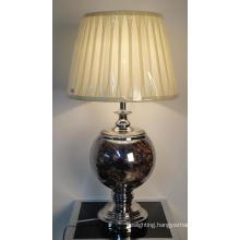 Modernglass Hotel Bedside Desk Lamp (6054-222T)