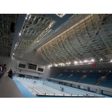 Prefab стальной структуры стальная Рама устройство для покрытия бассейна