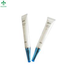 nuevo tubo de plástico de diseño D19mm tubo cosmético de crema para los ojos con una larga nariz de aguja