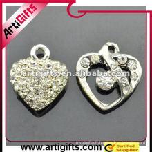 pendentif coeur acrylique promotionnel