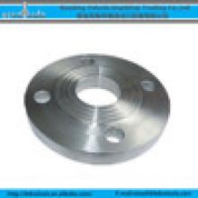 12820-80 Tubos de brida planos de acero al carbono bridas dn65 pn10