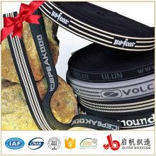 Jacquard-Gummiband für Unterwäsche-elastisches Gurtband
