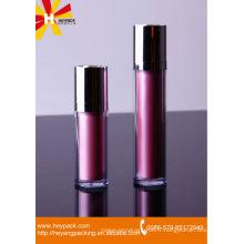 Paquet de cosmétique plastique pompe 10ml pour la crème BB