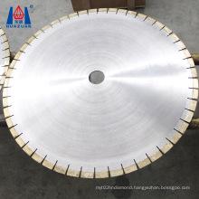 Huazuan large diamond saw blade for marble stone processing