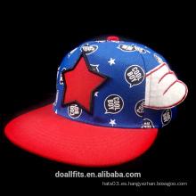 Cita para la gorra de béisbol de los niños / sombrero de los niños de encargo y casquillo / sombrero colorido