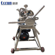 High Quality Sanitary Stainless Steel Ss316 Plate Frame Filter For Wine