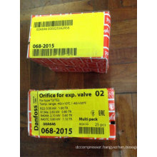 Danfoss Thermostatic Expansion Valves No. 2 Orifice 068-2015