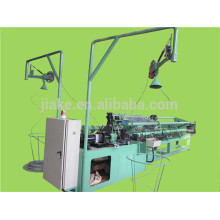 Automatic Mild Steel Chain Link Fence Weaving Making Wire Mesh Machine Manufacturer Supplier