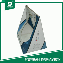 Standard Display Boxes for Football