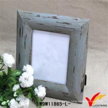 Distressed Personlised Western Photo Frames