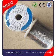 Cable desnudo del termopar del alquilel del chromel del MICC para el uso industrial