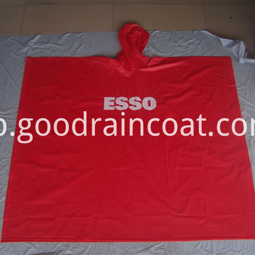 Heavy Pvc Raincoat