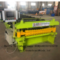 New Roof Use Double layer roll forming machine